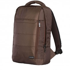 Tancer 117 backpack for17inch Laptop - Brown
