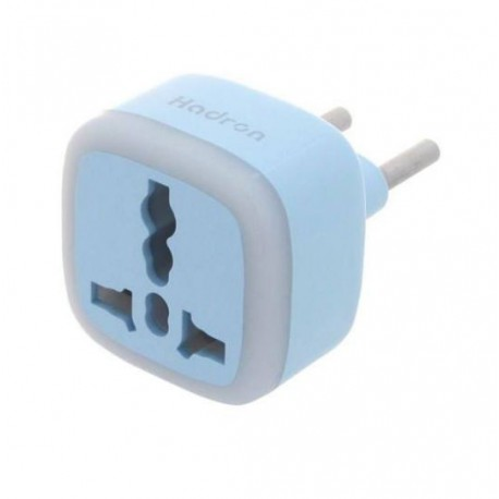 Hadron A10 Surge Protector and Adaptor - Blue
