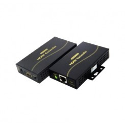 K-Net Plus HDMI Extenderr 120m - Black