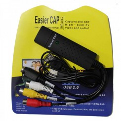 کارت کپچر ایزی کپچر مدل USB2.0-Easier Cap