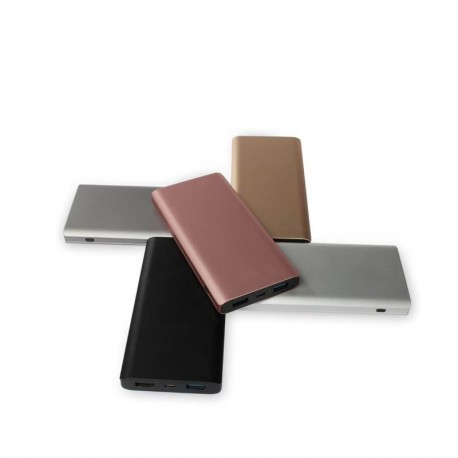 NetForce L8 Power Bank - Rose Gold