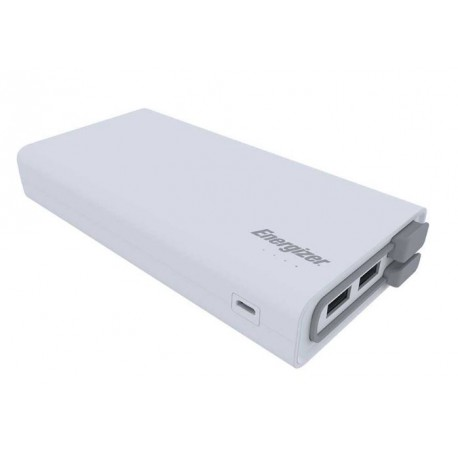Energizer UE20001 QC Power Bank - White