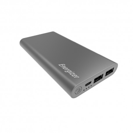Energizer UE10012 Power Bank-Gray