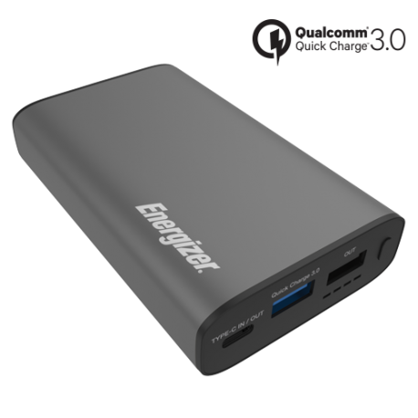 Energizer UE10013-CQ Power Bank - Black