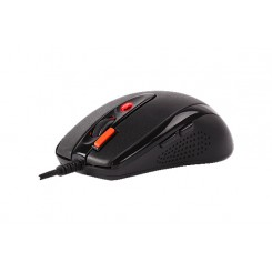 A4tech X-710BK Mouse - Black