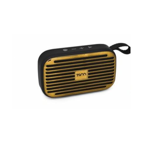 Tsco TS 2337 Wireless Bluetooth Speaker - Gold