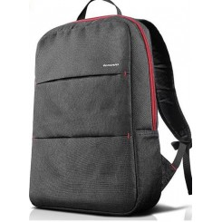 Lenovo Simple Backpack For 15.6 Inch Laptop - Black