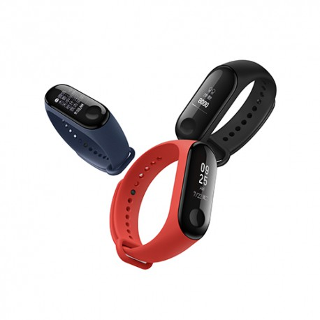 Xiaomi Mi Band 3 health bracelet - Black