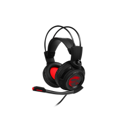 MSI DS502 Gaming Headset - Black