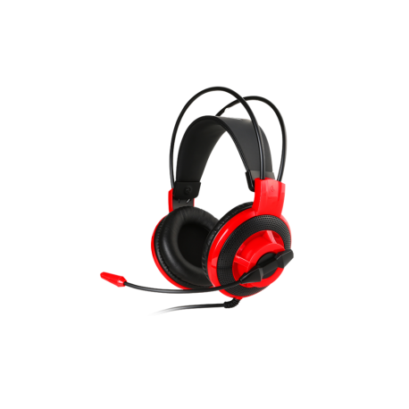 MSI DS501 Gaming Headset - Red