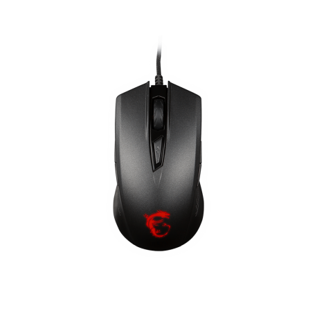 MSI Clutch GM40 Gaming Mouse - Black