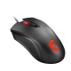 MSI Clutch GM10 Gaming Mouse - Black