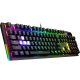MSI Vigor GK80 Silver Mechanical Gaming Keyboard - Black