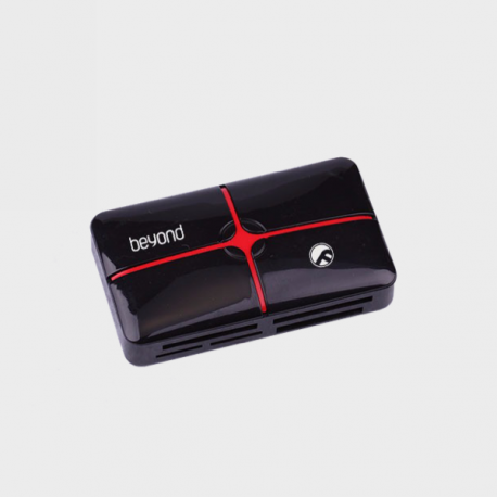 Beyond CR79 USB 2.0 Card Reade - Red