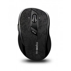 Rapoo 7100P Wireless Mouse - Black