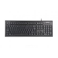 A4tech KR-85 USB Keyboard - Black