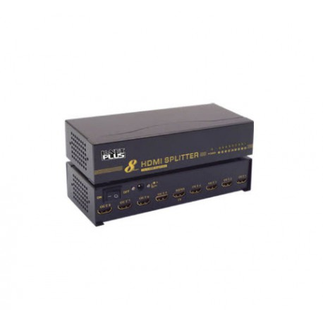 K-Net Plus KPS648 HDMI Splitter 8Port