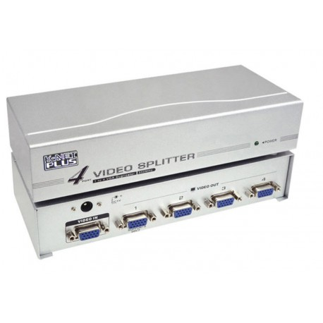 K-Net Plus KPS634 VGA Splitter 2port