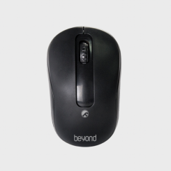 Beyond BM-1250 RF Wireless mouse - Black
