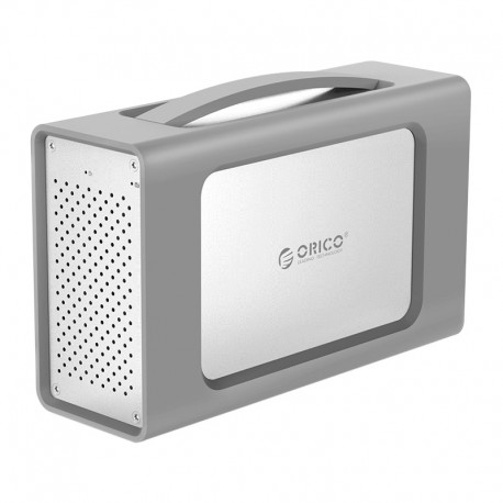ORICO RS200RC3 2 Bay Aluminum Alloy Type-C Hard Drive Enclosure