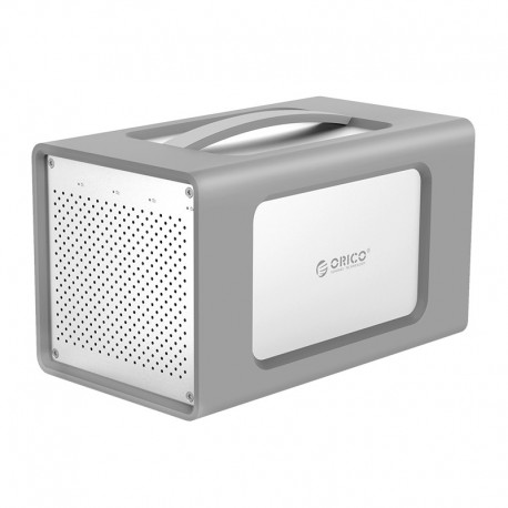 ORICO RS400RC3 4 Bay Aluminum Alloy Type-C Hard Drive Enclosure