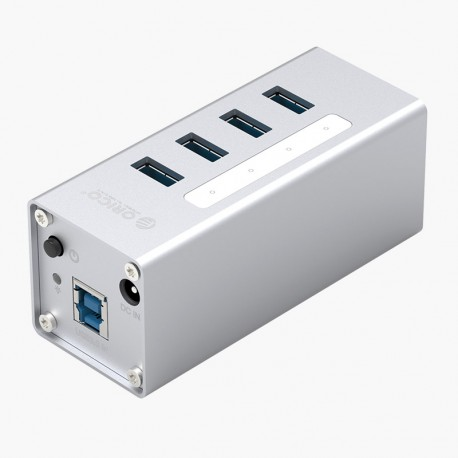 ORICO A3H4-U3-V2 USB3.0 High-speed HUB with BC1.2 Charger