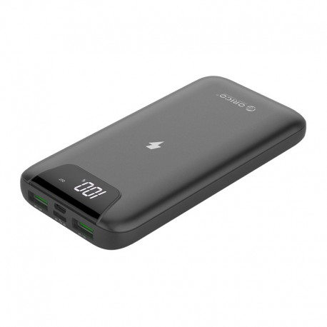ORICO WR10 Wireless Charging Smart with Display Screen Power Bank
