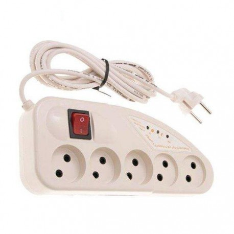 Taksan TS-110 Power Strip With Surge Protector
