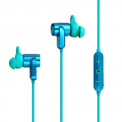 ORICO SOUNDPLUS-P9S Magnetic Wireless Bluetooth Sporting Headphones - Blue
