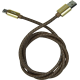 Tsco TC96 USB to TYPE-c Cable-brown