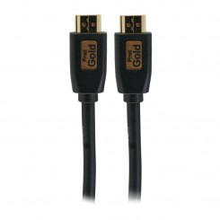 P-net HDMI 1m Cable-Gold