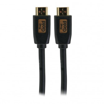 P-net HDMI 2m Cable-Gold