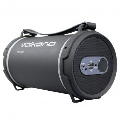 Volkano Tornado series Blutooth Wireless speaker-VK-30003-BK