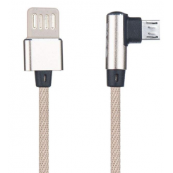 Tsco CHARGING CABLE 1M TC A49-gold