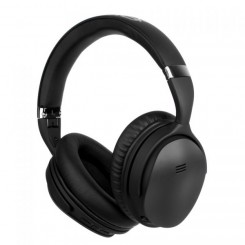Volkano x Silenco series Noise Cancelling headphones- VK-2003-BK- black