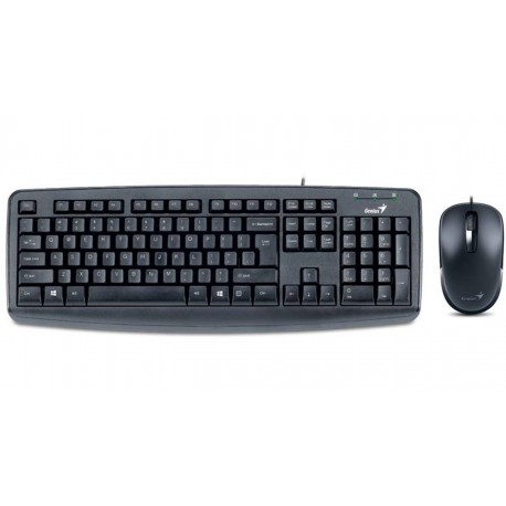 Genius KM-130 USB Keyboard and Mouse