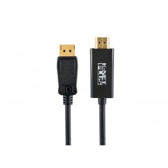 K-NET PLUS DISPLAYPORT to HDMI Cable- KP-C2105