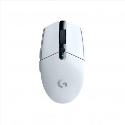 LOGITECH G305 LIGHTSPEED WIRELESS GAMING MOUSE-white