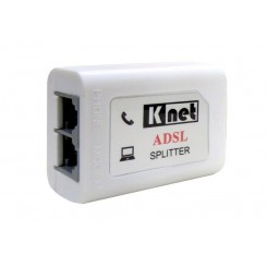K-net ADSL Splitter with Phone Cable K-N1115
