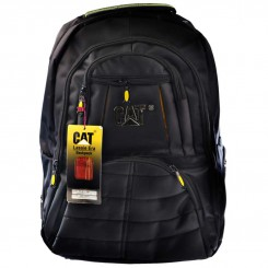 CAT Code 9 Backpack-Black