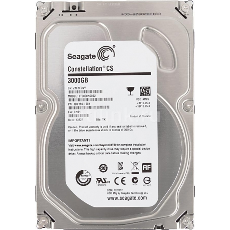 HDD Seagate Conselation Enterprise 3TB