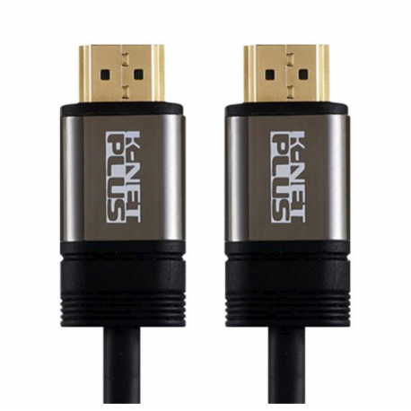 K-NET Plus KP-HC151 HDMI2.0 Cable - 1.8m