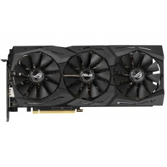 ASUS ROG-STRIX-RTX2060-A6G-GAMING Advanced Edition Graphics Card