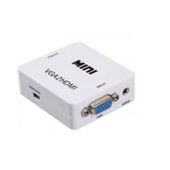 P-NET VGA to HDMI Converter