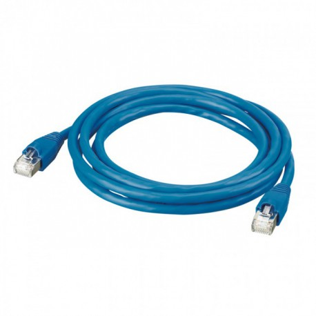 Legrand Cat6 1m Network Cable-blue