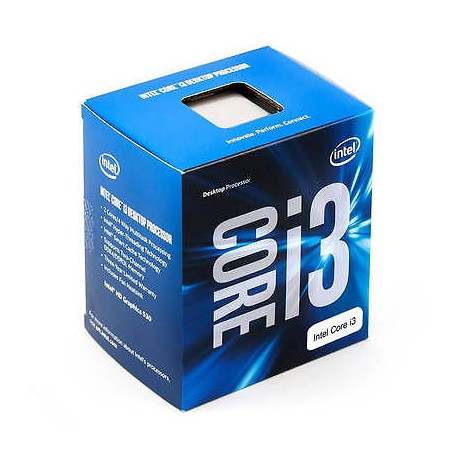 CPU Intel Core I3-6100 BOX