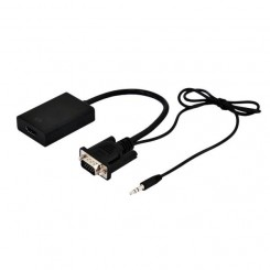 VGA to HDMI WITH AUDIO Converter