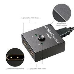 MYGROUP HDMI SWITH AND SPLITTER 2PORT