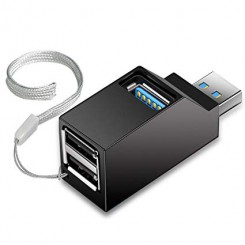 IE709 - U32-33 USB HUB USB3.0/USB2.0 - 3PORT