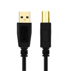 K-NET PLUS KP-C4018 USB3.0 TO B CABLE